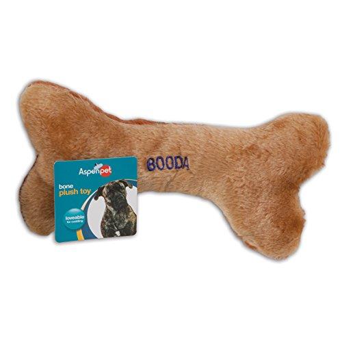 Aspen Booda CORPORATION dbx53385Plüsch Knochen (Booda Kauen Spielzeug)