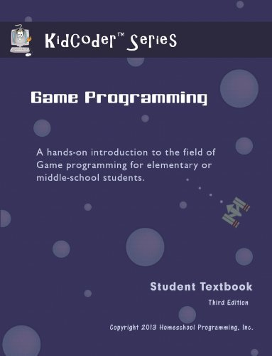 KidCoder: Game Programming (KidCoder Visual Basic Series) by Inc. Homeschool Programming (2013-05-03)