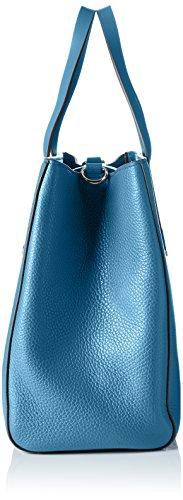 Hugo Norah-r 10195833 01, Shopper Donna, Taglia Unica Blu (medium Blue)
