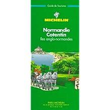 Michelin Green Guide Normandie Contentin