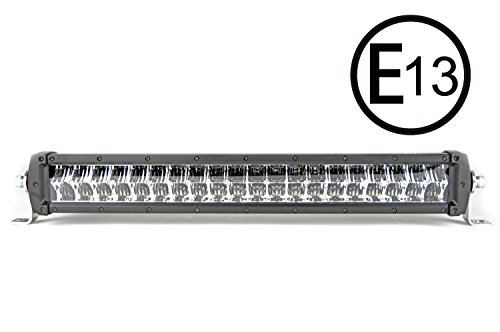 "Preisvergleich Produktbild LTPRTZ® 120W LED Lightbar 22"" NRLB2 ECE geprüft"