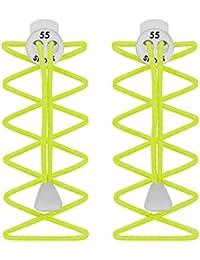 55 Sport Cordones Elásticos para Zapatillas de Deporte