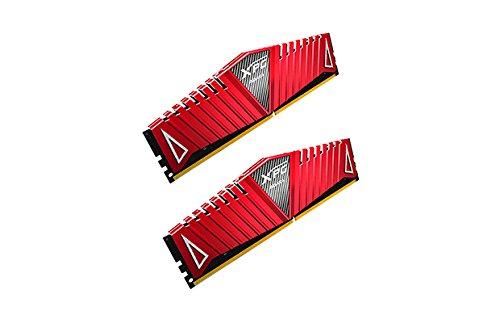 ADATA AX4U300038G16-DRZ Z1 DDR4 3000MHz (PC4-24000) CL16 16GB (8GBx2) Arbeitsspeicher rot