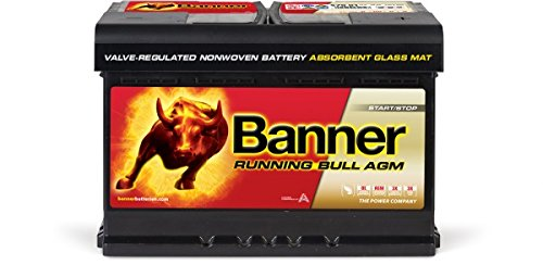 Banner Campingartikel Vliesbatterie Running Bull 57001 70AH