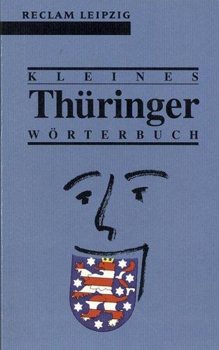 Kleines Thüringer Wörterbuch