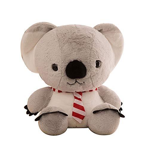 Honey MoMo Giocattoli di pezza, Bambole e Giocattoli farciti,35 / 50cm Simpatico Simulato Koala Animale Peluche Cuscino Morbido Cuscino Bambola - Grigio 50cm
