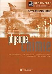 Physique Chimie 3e DP : Livre du professeur