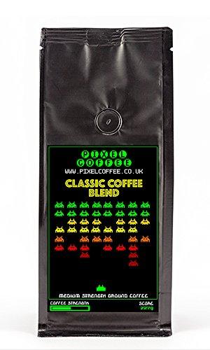 Classic gemahlenen Kaffee Blend 227g–PREMIUM LIGHT to Medium Braten Arabica