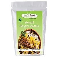 Healthsootra Organic Nawabi Biryani Masala 210 g (Pack of 3 x 70 g) Hand Made & Premium Quality