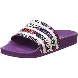 Para llevar Quemar Integración  adidas Aqualette Zapatos de Playa y Piscina para Mujer Zuecos y mules Mules