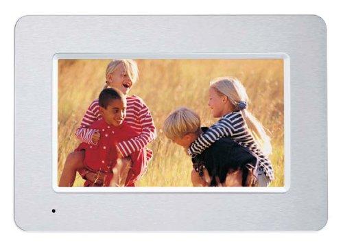 AgfaPhoto AF 5075 Digitaler Bilderrahmen (17,8 cm (7 Zoll) Display)