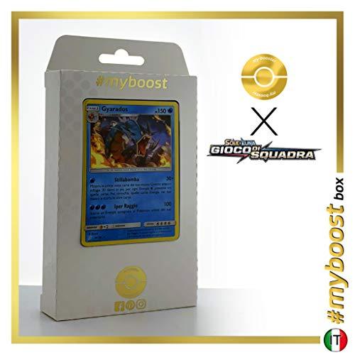 0/181 Holo - #myboost X Sole E Luna 9 Gioco di Squadra - Box mit 10 Italienische Pokémon-Karten ()