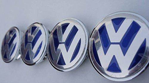 lot-de-4-bleu-volkswagen-golf-passat-cc-eos-centre-de-roue-en-alliage-hub-bouchons-face-65-mm