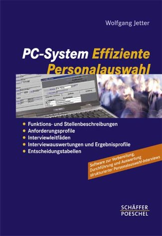 PC-System Effiziente Personalauswahl. CD-ROM.