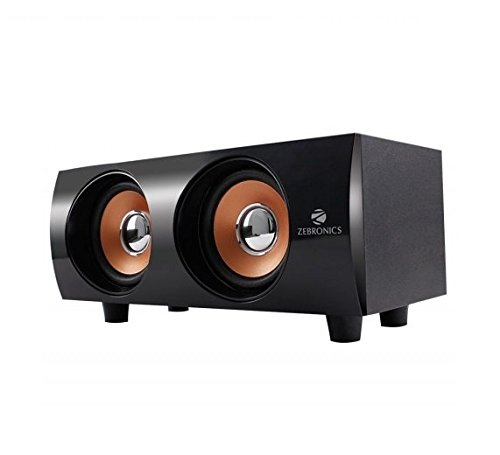 Zebronics Siren 2.0 Computer Multimedia Speaker  available at amazon for Rs.465