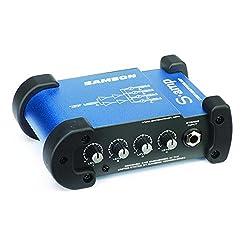 Samson SASAMP S-Amp 4-Channel Headphone Amp
