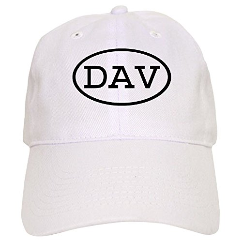cafepress-dav-oval-baseball-cap-with-adjustable-closure-unique-printed-baseball-hat