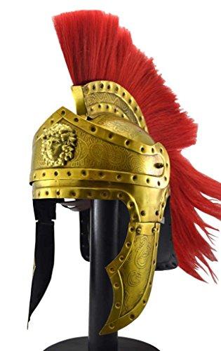 historicalmuseumstore Praetorian oder römischer tribun Helm Imperator 'Armor Helm Mittelalter Helm -