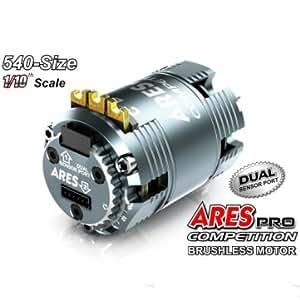 Haute Qualité SkyRC ARES PRO concurrence moteur Brushless 1 / 10 Échelle 540 Taille