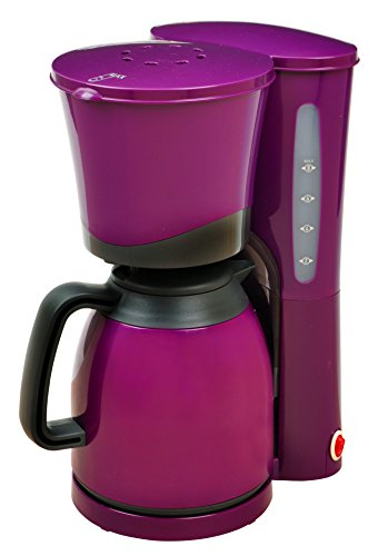 Efbe-Schott SC KA 520.1 PURPUR Design Thermokaffeeautomat für bis zu 8 Tassen