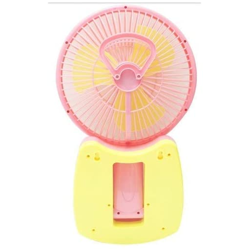 CZ Cool Zone Powerful Folding Rechargeable Table Fan with