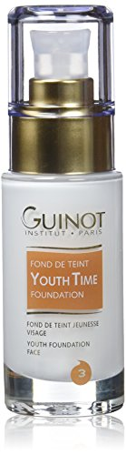 Guinot Youth Time Foundation Nr. 3 Dark Skin (dunkle Haut) 30ml