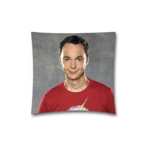 x 18 Inches Cotton Pillowcase, Sheldon Cooper Big Bang Theory Bazinga Pillow Case, MLB Winnipeg Jets Decorative Pillow Cover, Gift for Halloween ()