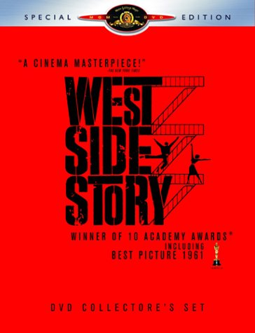 Bild von West Side Story (Special Edition, 2 DVDs & Scriptbuch) [Special Collector's Edition]