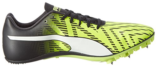 Puma Herren Evospeed Sprint 7 Laufschuhe Gelb (safety yellow-puma black-puma white 03)