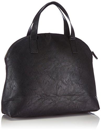 PIECES PS CONYA 3 IN 1 BAG 17061318 Damen Umhängetaschen 47x39x14 cm (B x H x T) Schwarz (Black)
