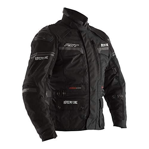 RST Pro Ser 2850 Adventure III Ce Motorrad Textil Jacke Silber Grobe 54 (Silver Adventure Jacke)