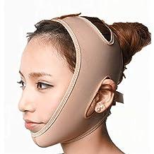 Cinturón de Estiramiento Facial Cinturón de Cara Delgada - Aparato de Cara Fina Máscara de Vendaje