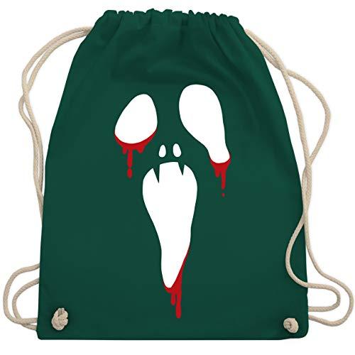 Halloween - Scream Halloween - Unisize - Dunkelgrün - WM110 - Turnbeutel & Gym Bag