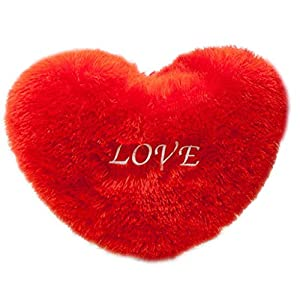 rryilong Rojo Amor corazón Forma
