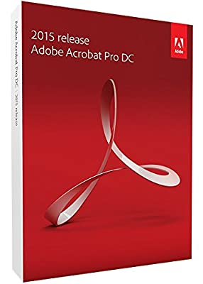 Adobe Acrobat DC 2015