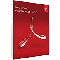 Adobe Acrobat Pro DC 2015 Windows EU English (1 User)