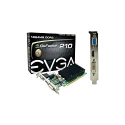 eVGA Geforce 210 1024MB Passive