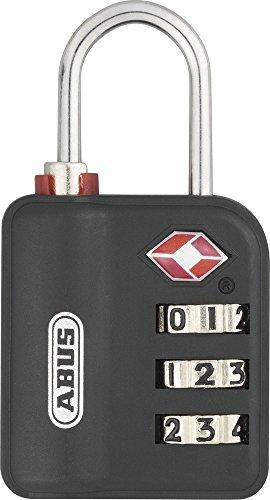 ABUS Vorhangschloss 147/30, TSA-Zertifiziert, 53093