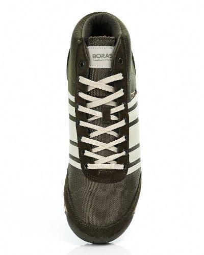 Boras 'Stockholm' Sneakers - kaki