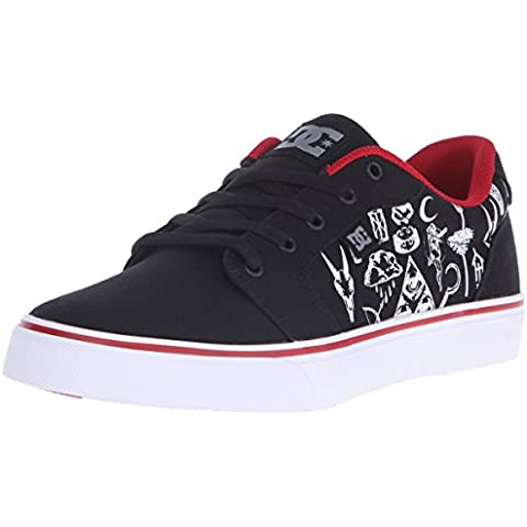 DC Shoes Anvil TX SP Uomo Tessile Scarpe