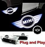 Auto Tür Lichter LED 3D Auto Ghost Shadow Licht Eintrag Beleuchtung Welcome Projektorlampe Logo Licht für MI NI