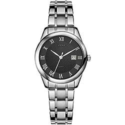 Ladies casual waterproof quartz watches