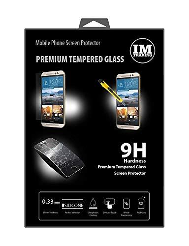 Bildschirmschutzglas kompatibel mit HTC ONE M9+ (M9 Plus) Panzerfolie Hartglas Schutz Glas extrem Kratzfest Sicherheitsglas