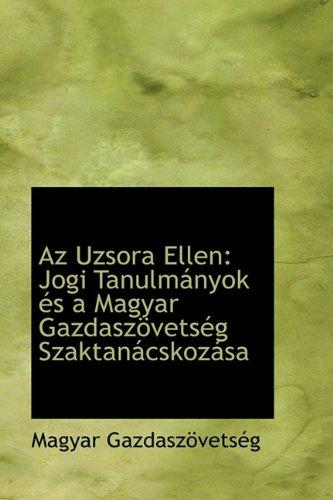 Az Uzsora Ellen: Jogi Tanulmányok és a Magyar Gazdaszövetség Szaktanácskozása