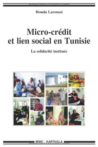 Micro-crédit et lien social en Tunisie ...