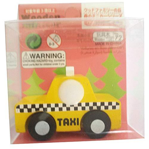 zspielzeug Auto Kleine Fahrzeuge Verkehr Cartoon Spielzeug Züge Modell Pädagogisches Spielzeug Für Kinder Mit Kleinkasten Für Kinder Geschenk Stil Taxi ()