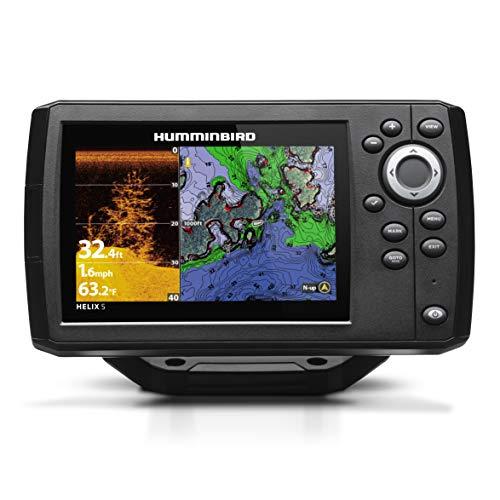 Humminbird HELIX 5 Chirp DI GPS G2 Combo -