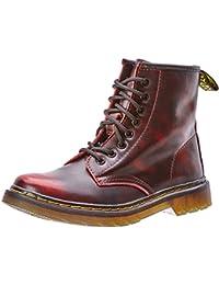 0f196ab426d099 Donna Pelle Moda Caviglia Stivali Inverno Classici Stivaletti Uomo  Impermeabile Stringate Boot