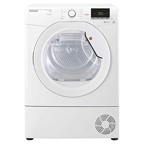 Hoover DXC10DE Dynamic Next 10kg Freestanding Conderser Tumble Dryer - White