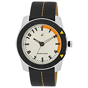 6ad6dc3d68e683 Fastrack Casual Analog Black Dial Men s Watch -NJ3114PP03C ...